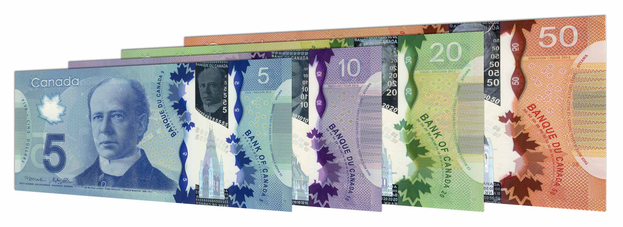 Buy Canadian Dollars online - CAD home delivery | ManorFX