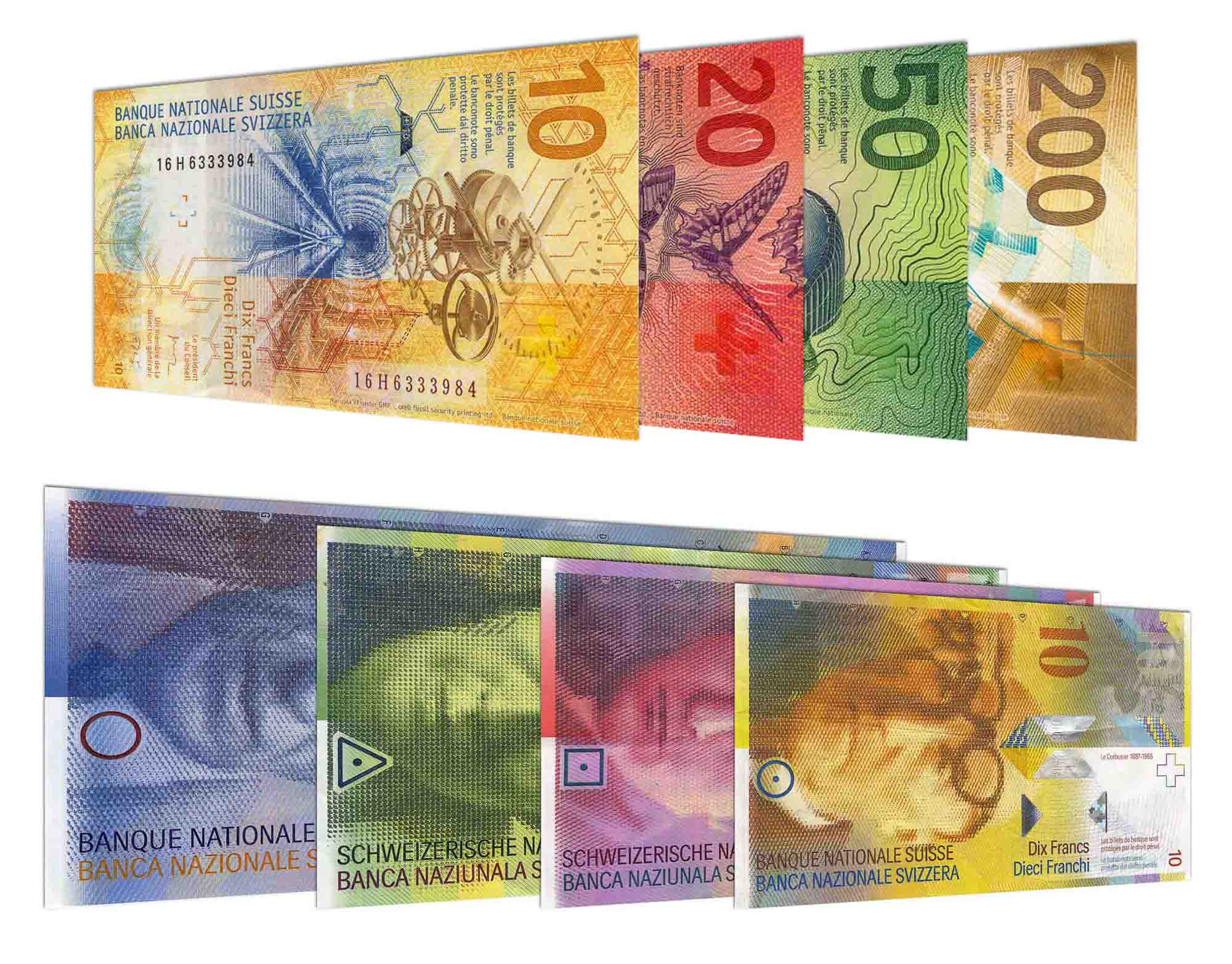 Swiss Francs Online Chf Delivered