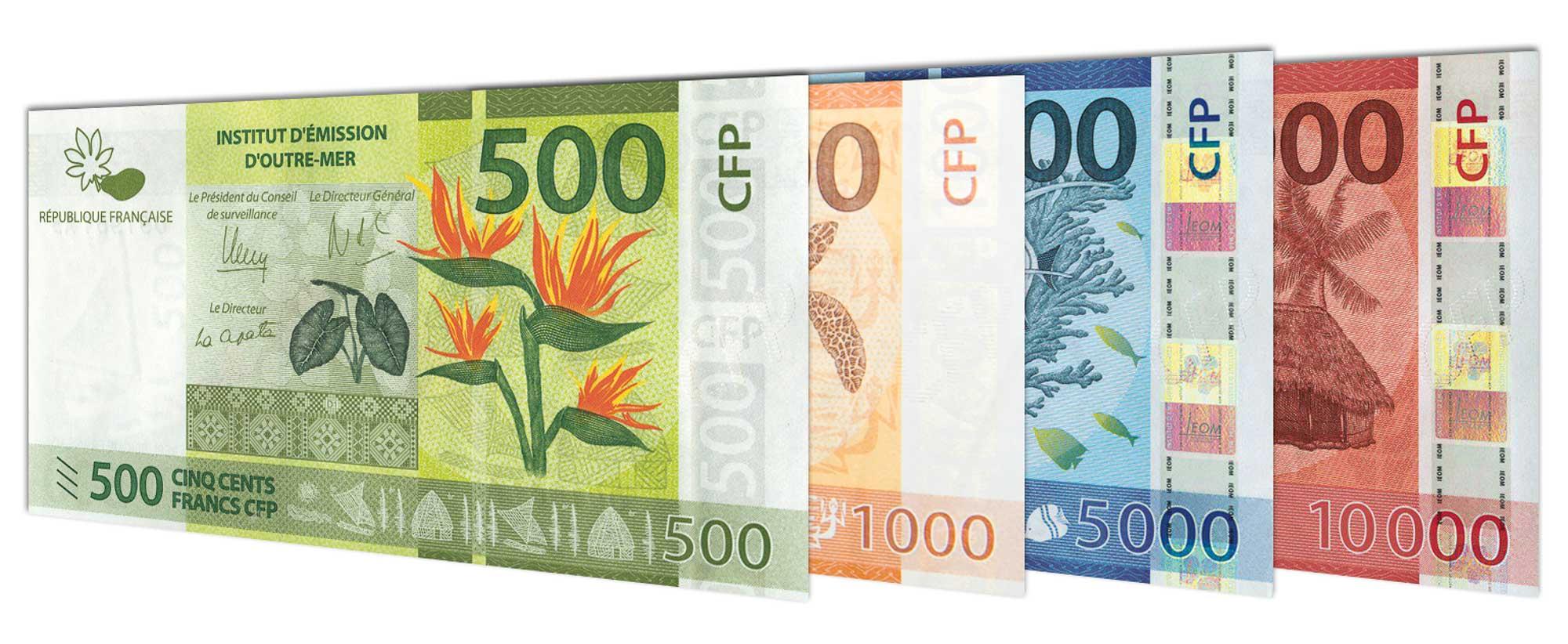 Cfp Francs Online Xpf Delivered