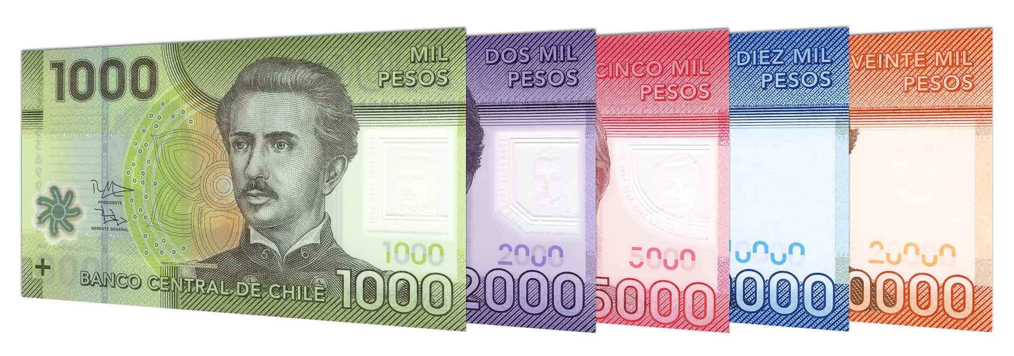 Chilean Pesos Online Clp