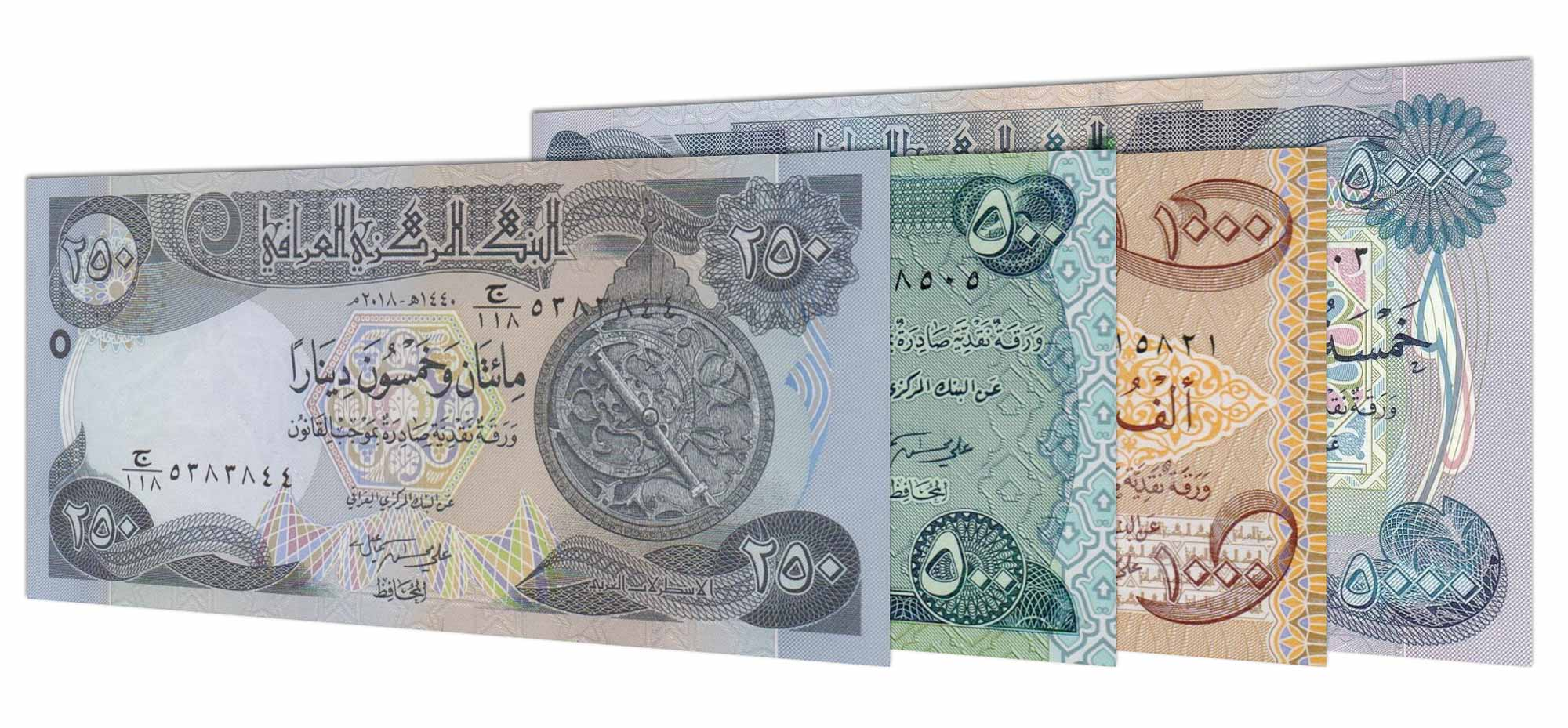 Iraqi Dinars Online Iqd Delivered
